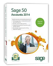 Sage 50 Accounts Plus 2014 - 3 Companies