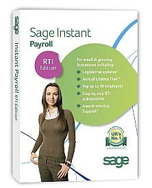 Sage Instant Payroll