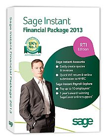 Sage Instant Financial Package